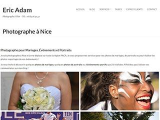 Photographe à Nice, photos de portraits - reportage