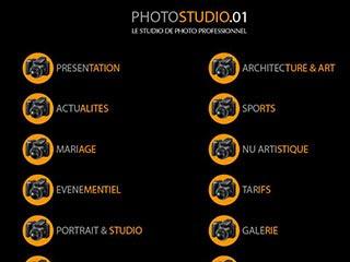 Shooting photo, studio et reportage professionnel