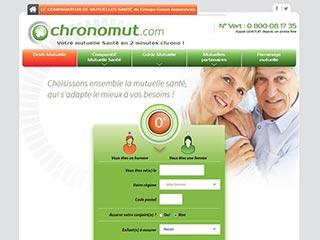 Comparateur de mutuelles Chronomut