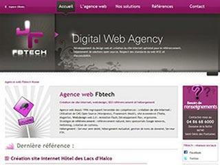 Fbtech, agence web interactive de Perpignan