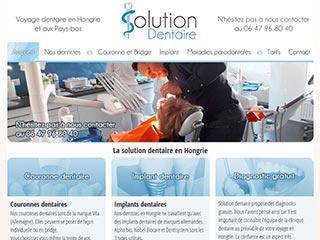 Solution dentaire : votre dentiste en Hongrie