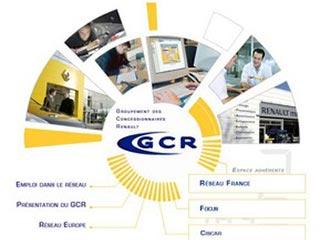 GCR : Annonces d'emploi dans l'automobile