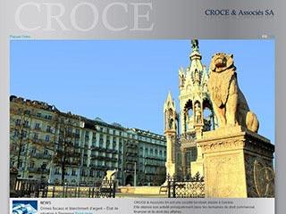 CROCE & Associés SA, cabinet d'avocats à Genève