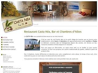 Casta Néa, le restaurant du Cantal pour la cuisine Auvergnate