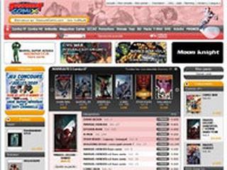 Discount comix : spécialiste des comics