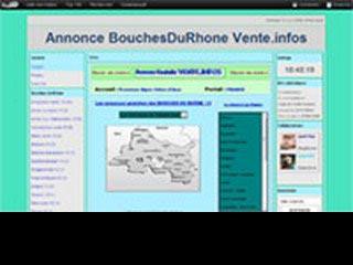 Annonce gratuite Bouches du Rhone Vente