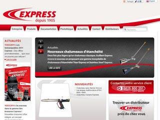 Guilbert Express, outillage soudure et outils chauffants