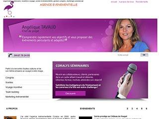 Organisation seminaire à Montpellier Coralys
