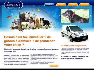 Manimal's, taxi Animalier en ile de France