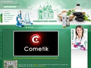 Pharmacie St Léonard à Angers, produits de santé et d'hygiène
