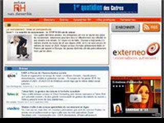 Exclusive RH, site d'information et de l'actualité RH
