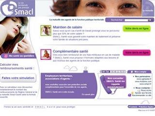 SMACL Santé, devis en ligne mutuelle fonctionnaires