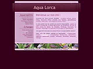 Aqua Lorca, aquariophilie d'eau douce