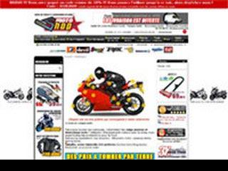 Motoshop, equipements et accessoires motards