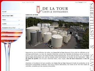 Distillerie De La Tour, elaboration de pur jus de raisin