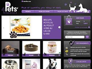 4Pets Tendance, accessoires pour chien et chat