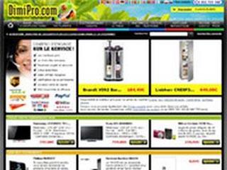 Dimipro : Materiel image et son au meilleur prix