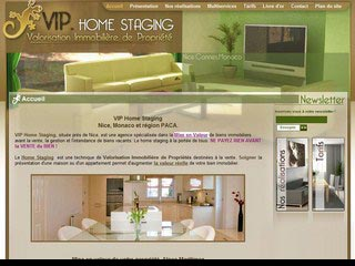 VIP Home Staging, valorisation bien immobilier