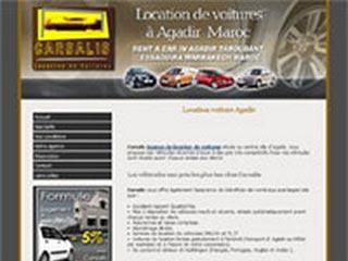 Carsalis location de voitures Agadir Maroc