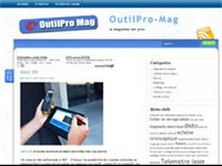 Outil Pro Mag, l'outillage professionnel