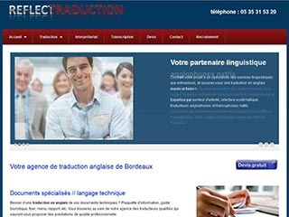 Interprétariat  et traduction Bordeaux
