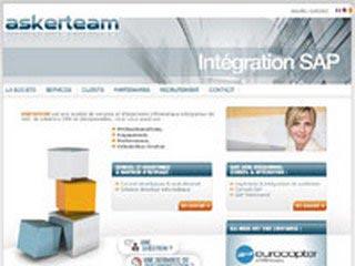 Askerteam, intégrateur et conseil SAP