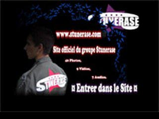 Le site du groupe Stunerase!
