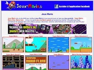 Jeux Mario, site dédié aux meilleurs jeux Mario
