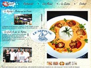 Le Neptune, restaurant au Croisic