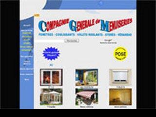 Compagnie Générale de Menuiseries : Fenêtres et Menuiserie alu PVC