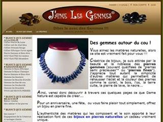 J'aime les Gemmes, bijoux et pierres