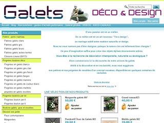 Galets deco et design - Votre décoration exclusive en galets