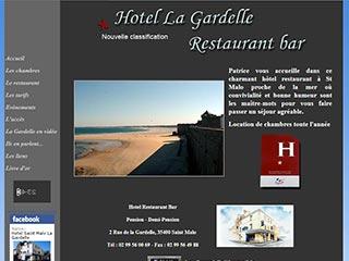 Hotel La Gardelle à St Malo, pas cher et proche de la mer