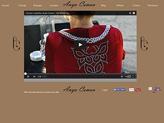 Anya Camau, la mode femme en souscription