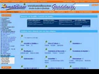 Ozantilles, annuaire Guadeloupe