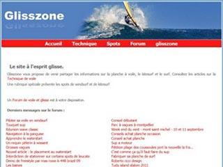 Glisszone : Forum et technique de windsurf, surf et kitesurf