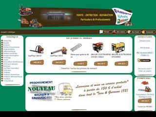 Ayroles Motoculture, tronçonneuses et motoculture