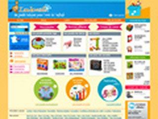 Ludocat, magasin de jouets en ligne