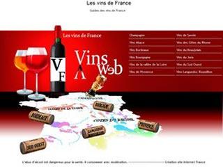 Vins web France
