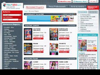 Toutabo : Abonnement magazine, presse et journaux