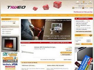 Tiweo : Prix Discount en 3 fois sans frais