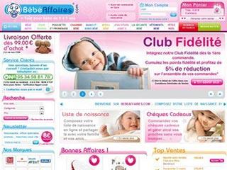 Bébé Affaires, puériculture et vêtements pour bébé