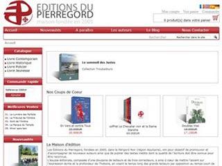 Editions du Pierregord, livres historiques et romans