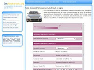 Lesassurances.org, assurance auto