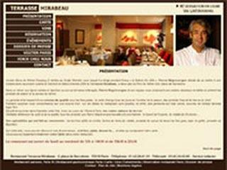 La Terrasse Mirabeau, restaurant Paris