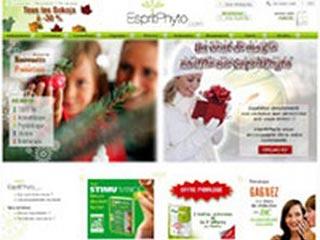 EspritPhyto : Boutique phytothérapie et produits bio