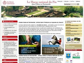 Haras national du Pin : Tourisme équestre