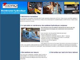 Maintenance hydraulique, le spécialiste hydraulique