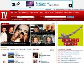 TvMag, programme tv