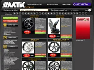MTK-tuning : Accessoires auto, tuning, carrosseries